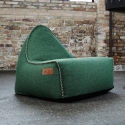 sackit Sackit sækkestol (inde og ude) - grøn på fenomen
