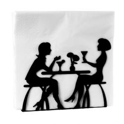 Image of   Serviet holder - cafe