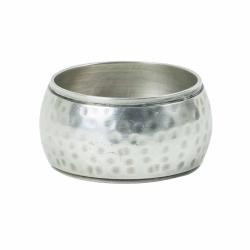 Image of   Servietring - antik sølv