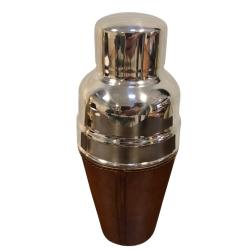 Image of   Shaker - brun læder