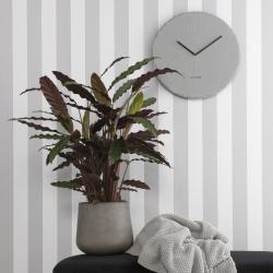 Vægur slate grå skiffer - large fra karlsson fra fenomen