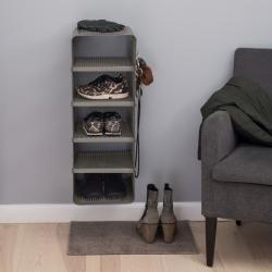 tica copenhagen Tica skoreol til væg i grå/taupe - large på fenomen