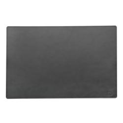 Lind dna skrivebordsunderlag - grå læder xxl fra lind dna på fenomen