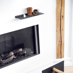 Image of   Slim Shelf i sort - medium