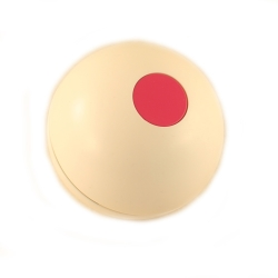 Image of   Fill-Up smykkeskrin - hvid/pink