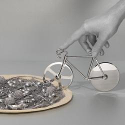 doiy – Cykel pizzaskærer - sølv på fenomen