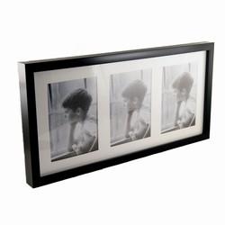 Image of   Fotoramme til 3 billeder