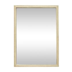 hübsch Spejl med egetræ ramme - hübsch på fenomen