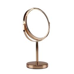 karlsson Bordspejl i rose gold - forstørrelse x 5 fra fenomen