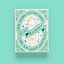 Gin Rummy spillekort