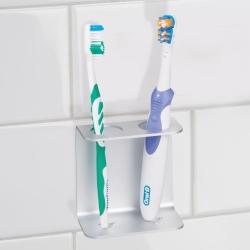 interdesign – Tandbørsteholder med dobbelt klæbende tape på fenomen
