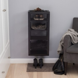 tica copenhagen Tica skoreol til væg i sort - large fra fenomen