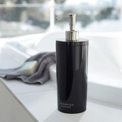 yamazaki – Shampoo dispenser tower - sort på fenomen