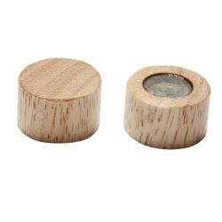 hübsch – Træ magnet - hübsch på fenomen