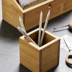 Pencup i træ fra design ideas fra fenomen