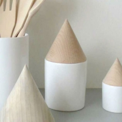 Image of   Trull keramik krukke - small