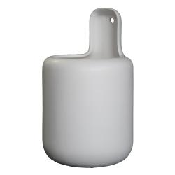Image of   DBKD handle urtepotte til væg - grå large