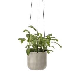 bloomingville – Bloomingville hængende urtepotteskjuler - grå fra fenomen