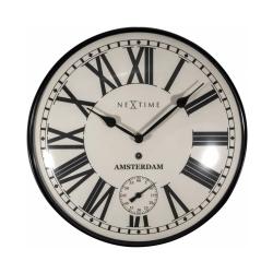 nextime – Vægur amsterdam dome på fenomen