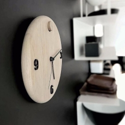 andersen furniture Vægur wood time egetræ fra fenomen