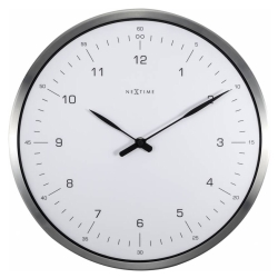 nextime – Vægur 60 minutes - hvid på fenomen
