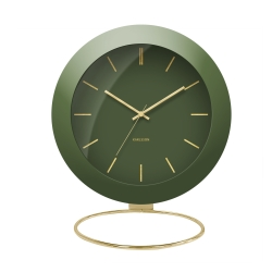 Vækkeur Globe - grøn