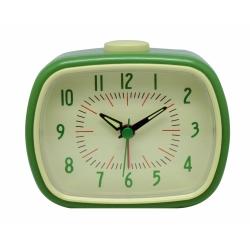 Retro vækkeur med alarm - grøn fra by wirth fra fenomen