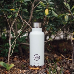 24bottles – Clima termoflaske 24bottles - hvid fra fenomen