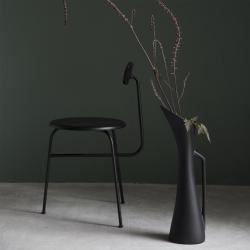 Image of   Ment Stolt kande vase - mat sort