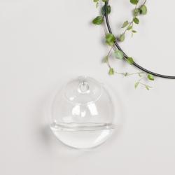 Image of   DBKD glas vase til væg - small