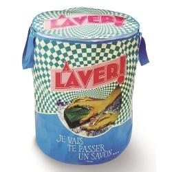 Image of   Vasketøjskurv - Passe un savon