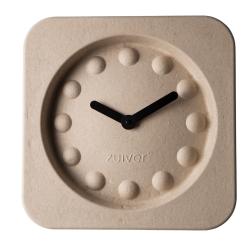 zuiver – Pulp time vægur - natur firkantet på fenomen