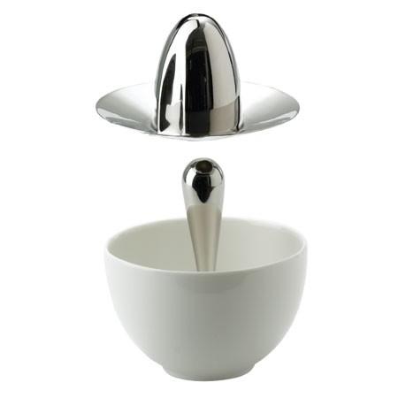 Multi bowl, incl. ske og citronpresser