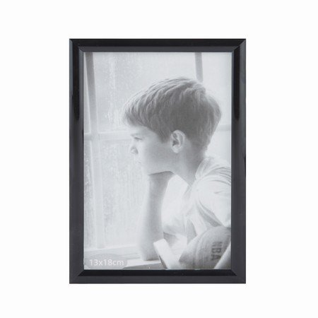 Fotoramme - sort - 13x18 cm