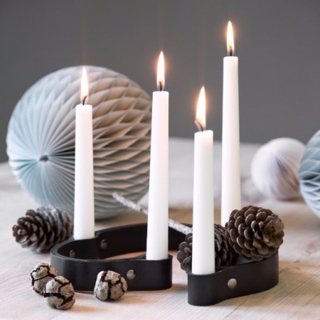 Belt 4 Candles By Wirth - sort