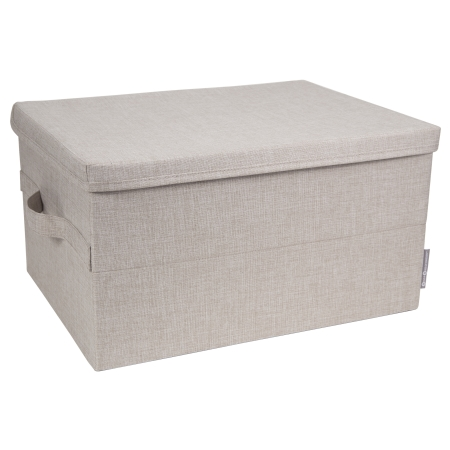 Fantastisk Kasse til opbevaring firkantet boks fra Bigso Boks kasse med låg LF99