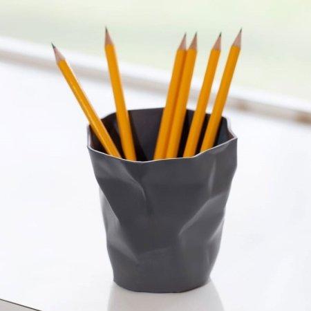 Bin Bin pencil holder - grå