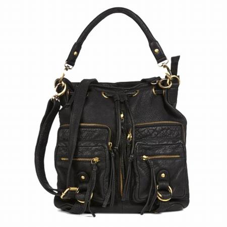 Cass lædertaske - Onstage