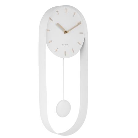 ac5720ab698 Charm pendulur vægur - hvid