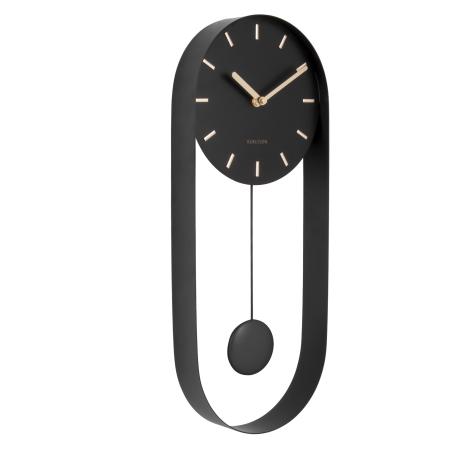 3044d748d6e Charm pendulur vægur - sort