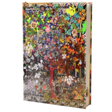 Christian Lacroix notesbog - The 4 seasons Book