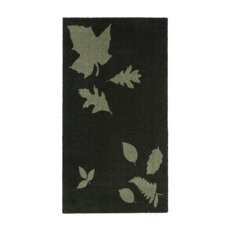 Tica Cph dørmåtte - Mega Leaf grøn 67x120 cm