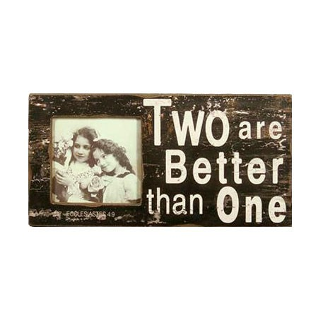 Fotoramme - Two are Better than one