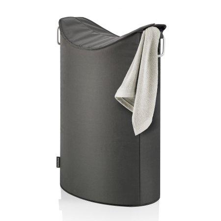 Vasketøjskurv Frisco - grå