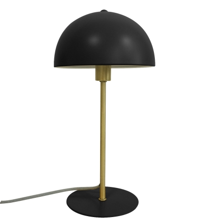 Bonnet bord lampe - sort
