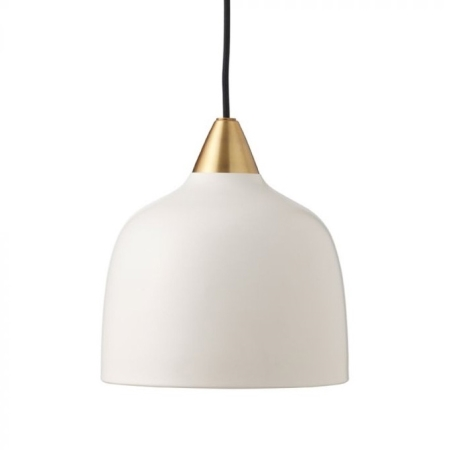 Urban pendant lampe - Whisper White