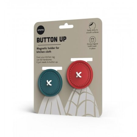 Button up - viskestykkeholder