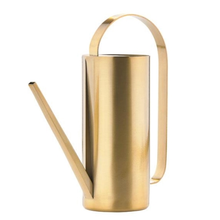 Zone vandkande i messing Herb & Sprou