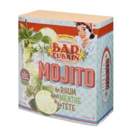 Mojito drinks sæt - gaveæske