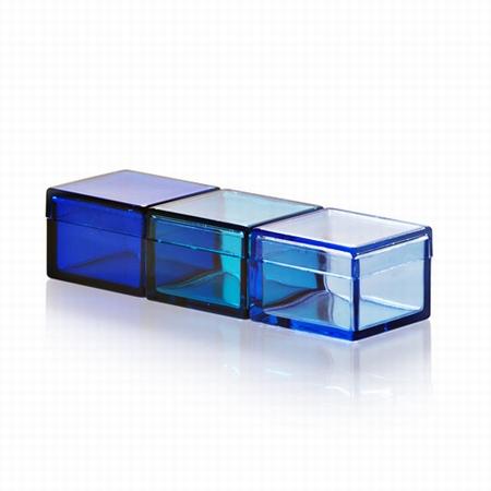 Momabox 1 - 3 stk. blå